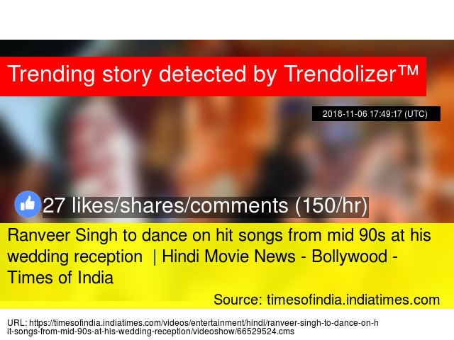 Ranveer Singh to dance on hit songs from mid 90s at his